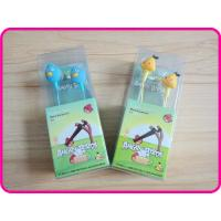 Buy cheap Altman Cute Mp3 Earphone, Noise Cancelling Cartoon Earphones,  Colorful Stereo Earphone from wholesalers