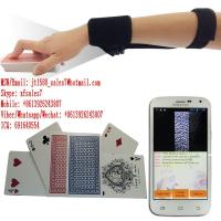 Buy cheap XF Korean Royal Plastic Playing Cards With Invisible Ink Markings For UV Invisible Contact Lenses And Poker Analyzer from wholesalers