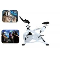 Buy cheap Fitness 9D Virtual Reality Bike RideRacing Game Machine For Losing Weight from wholesalers