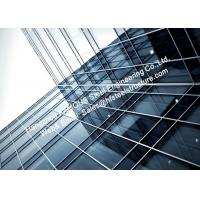 Buy cheap Photovoltaics Integrated Facades Solar Modules Glass Curtain Wall With Single product