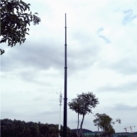 Buy cheap Extendable Antenna Mast 6m 9m 12m Aluminum Mast Light Weight Telescoping Pole Portable from wholesalers