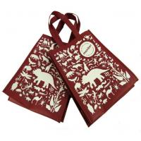 Buy cheap Customized printing non-woven bag,eco-friendly shopping bag from wholesalers