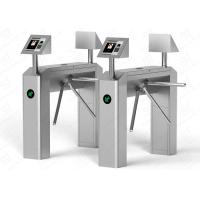 Buy cheap Tourist Tlaces Tripod Turnstile Gate Entrance Tickets Check Visitors In System from wholesalers