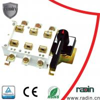 Buy cheap Un Grounded 3 Pole Isolator Switch , 400A Single Gl Throw -I n On Load Switch from wholesalers