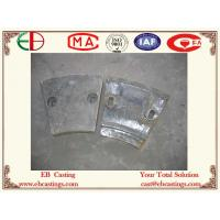Buy cheap FMU11  Cr12 CrMo Steel Cement Mill End Liners EB5019 from wholesalers