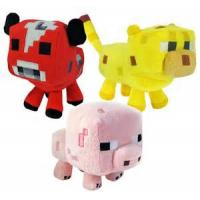 Buy cheap Minecraft plush toys from wholesalers