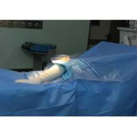 Buy cheap Surgical Drape Fluid Bag , PE Medical Surgical Products With Drainage from wholesalers