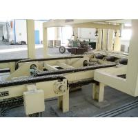 Buy cheap 4.2m mould Fully Automatic Autoclaved Aerated Concrete Equipment Sand Lime from wholesalers