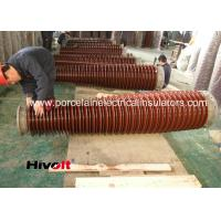 230KV High Tension Hollow Core Insulators OEM / ODM Available