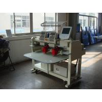 Buy cheap New Type Two Heads Cap Embroidery Machine For Sale from wholesalers