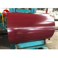 Buy cheap 22 Gauge Cold Rolled 0.3mm Colour Coated Roofing Sheets galvanized steel sheet 2mm thick from wholesalers