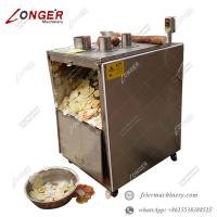 Buy cheap Fully Automatic Plantain Banana Chips Ftying Machine Price List from wholesalers
