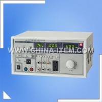 Buy cheap Medical Leakage Current Tester of Medical Electrical Equipment General Requirem from wholesalers