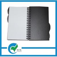 Buy cheap Double Spiral Binding Glossy Paper Spiral Bound Book Printing For Meeting Agenda Book from wholesalers