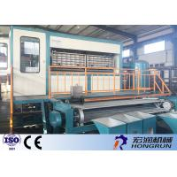 Buy cheap Rotary Type Paper Pulp Making Machine For Egg Tray / Egg Carton 25m*3m*4m product