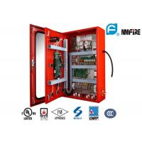 Buy cheap Fire Fighting Electric Fire Pump Controller NFPA20 Standard For Schools / Supermarkets from wholesalers
