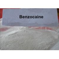 Buy cheap Natural Plant Extract Local Anesthetic Benzocaine For Anti-Paining from wholesalers