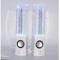 Buy cheap colorful lighting LED USB water dancing speakers from wholesalers