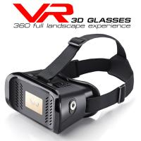 Buy cheap High Quality Google Cardboard Virtual Reality 3D Glasses VR 3D Glasses VR Box Manufacturer from wholesalers