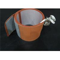 Buy cheap High Strength Flexible Silicone Heaters , Oil Drum Heater With Thermostat from wholesalers