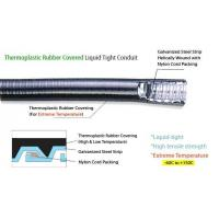 extreme TEMPERATURE LIQUID TIGHT CONDUIT Thermo plastic Rubber Covered Steel Liquid Tight Conduit (