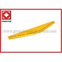 Buy cheap 9V0169 Cutting Edge Blade , Wheel Loader Replacement Grader Blades from wholesalers