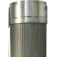 Buy cheap high quality bridge slotted screen with stc thread for ozone tap water purifier from wholesalers