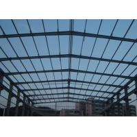 Buy cheap Long Span Industrial Steel Structures PEB Bespoken Structural Steel Frame Construction from Wholesalers