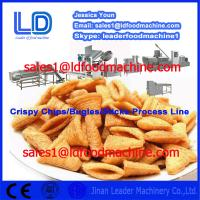Buy cheap Automatic Crispy chips processing line,salad/bugles making machinery from wholesalers