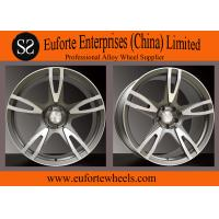 Quality SS wheels-Auid 18 Inch Gun Metal Forged Specialties Wheels Forged Wheels SAE TUV for sale