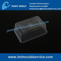 Buy cheap thin wall packaging injection mould factory, thin wall packaging mould maker from wholesalers