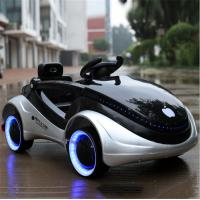 Buy cheap Four Wheel Childrens Electric Ride On Cars Remote Control Swing 130cm 12kg from wholesalers