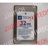 Buy cheap 32MB Gm Tech2 Scanner Diagnostic Software Cards For Euro4 / Euro 5 / ISUZU Trucks from wholesalers