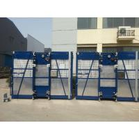 Buy cheap Aluminum Scaffold Hoist Elevator Up Down Door 3.2m x 1.5m x 2.5m Cage from wholesalers
