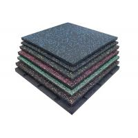 Buy cheap Outdoor Playground / Indoor Safety Rubber Floor Mats Multi Colors Optional from wholesalers