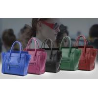 Buy cheap Wholesale Newly smile  Designer Lady handbag,Hot sale real leather fashion design Handbag from wholesalers