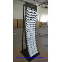 Buy cheap Customized Tile Quartz Marble Showroom Display Stand, Marble Display Rack from wholesalers