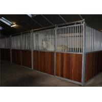 Buy cheap Durable Commercial Grade Metal Barn Buildings For Horse 4.0 x 2.2m from wholesalers