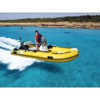 Buy cheap CE Rib Boat with Console and Steering System (RIB-350) from wholesalers