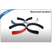 Quality Accordion Stereo Wireless Bluetooth Headsets Bluetooth 4.0 , small size for sale