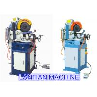 Buy cheap Copper / Aluminum Metal Pipe Cutter Pneumatic Pipe Cutting Machine from wholesalers