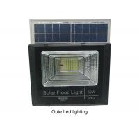 Buy cheap Super Bright Solar Powered Flood Lights Motion Sensor For Advertising / External Lighting from wholesalers
