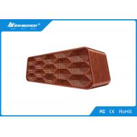 Buy cheap Wood HIFI Loudest Bluetooth Speaker V2.1+EDR Support Micro SD / USB Disk from wholesalers