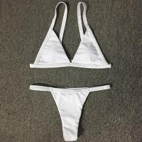 Buy cheap Wholesale and Retail 2018 Women Sexy White Brazilian Bikini Set product