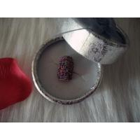 Buy cheap Colorful Caviar 3D Fake Nails / natural looking false eyelashes For Wedding from wholesalers