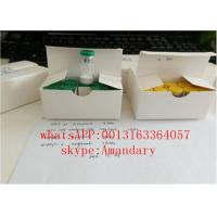 Buy cheap 99% Assay White Powder GH Growth hormone GHRP-6 Acetate CAS 87616-84-0 5mg / vial from wholesalers