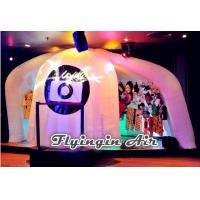 Buy cheap Inflatable Party Photo Booth, Inflatable Led Advertising Photo Booth from wholesalers
