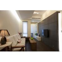 Wood Grain Interior Fiber Cement Wall Board , Cellulose Fiber Cement Siding Panels