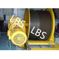 Buy cheap Wire Rope Electric Lifting Winch For Tourism Sightseeing Balloon from wholesalers