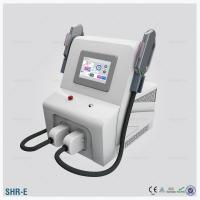 Buy cheap Fast hair removal SHR for hair removal and skin rejuvenation xenon lamp for long lifetime from wholesalers